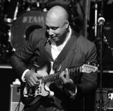 Bernie Williams was a four-time World Champion on the baseball diamond and an accomplished jazz musician. (Bill Menzel)