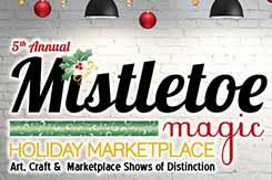 Mistletoe Magic Market