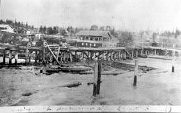 Des Moines Beach Park History
