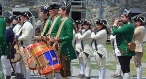 Fort Ticonderoga presents the Sound of 1776 Living History Event