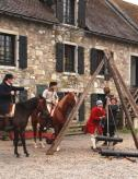 """Fort Ticonderoga's """"The Noble Train Begins"""" living history event will take place on December 1st at Fort Ticonderoga!"""