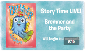 Ripley's Aquarium Story Time Bremner and the Party