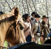 """""""Defiance and Independence, Fort Ticonderoga's major 2012 battle re-enactment will take place on July 21-22."""""""