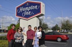 Hampton Inn Veterans