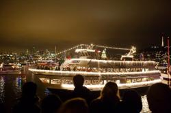 Argosy Cruises Christmas Ships Puget sound Pacfic Northwest