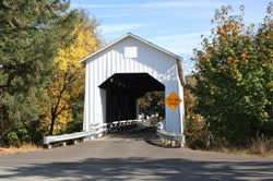 Parvin Covered Bridge