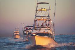 Deep sea fishing charters