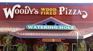 Woody's Wood Fired Pizza
