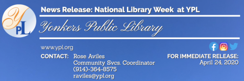 Yonkers Public Library Contact