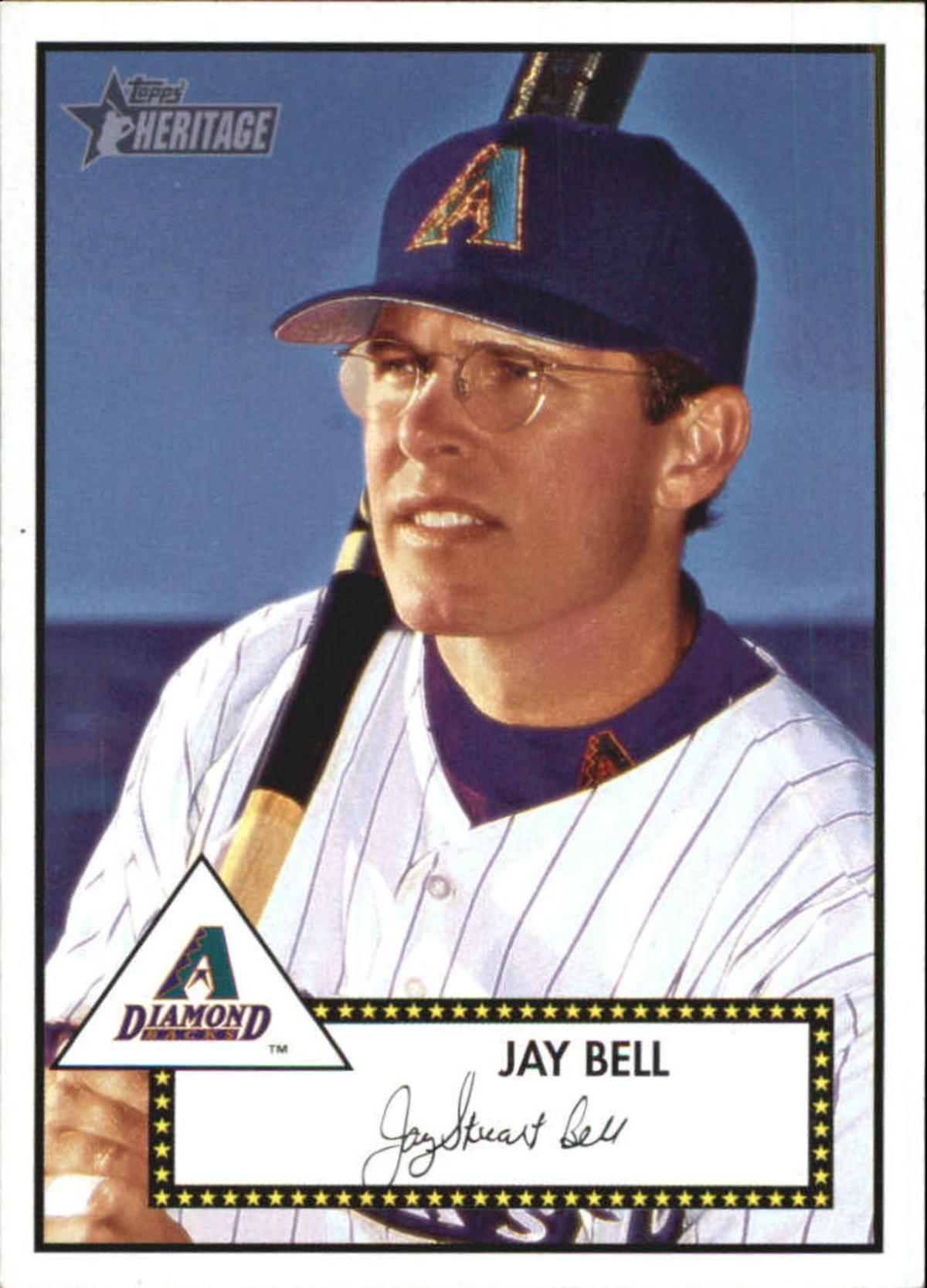 Arizona Diamondback Jay Bell