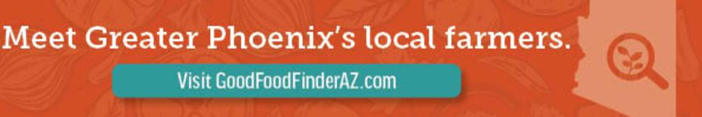 Local First Good Food Finder Banner