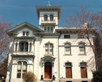 The Richardson-Bates House Museum in Oswego is home of the Oswego County Historical Society and is listed on the National Register of Historic Places.
