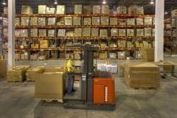 FTZ Forklift Worker