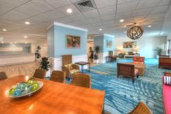 Bahama House Lobby Photo