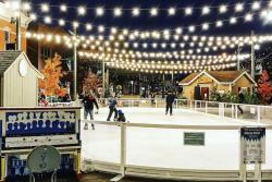 Old Town Square Skate Rink