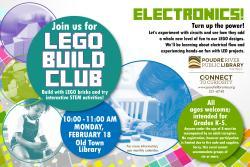 LEGO Build Club