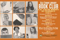 """Old Town Book Club: """"All the Light We Cannot See"""""""