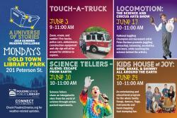 Locomotion: Science & Circus Arts Show