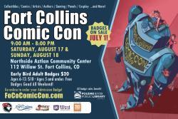 Fort Collins Comic Con