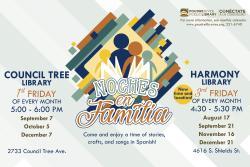 Noches en Familia / Family Nights