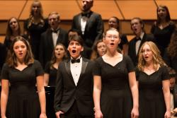 All-Choral Holiday Concert