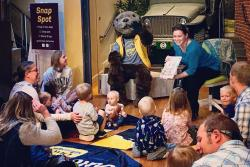 Children's Book Reading with OtterCares