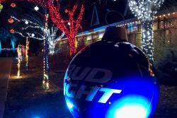 Brewery Lights at Anheuser-Busch Tour Center & Biergarten