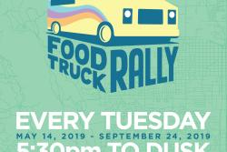 Food Truck Rally at City Park