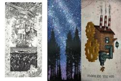 Under Pressure: National Printmaking Exhibit