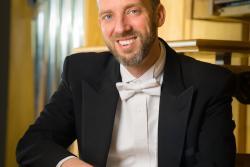 2019 Organ Week Opening Concert: Joel Bacon, Solo Organ Recital / FREE