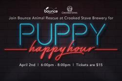 Puppy Happy Hour