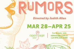 """Rumors"" Presented by OpenStage"
