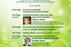 CSU's School of Global Environmental Sustainability 10th Anniversary Symposium