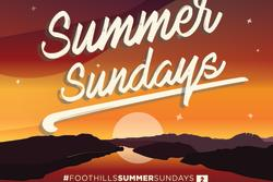 Foothills Summer Concert Series