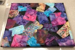 Fabricated Canvases Class