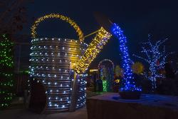 2019 Gardens of Lights at The Gardens on Spring Creek