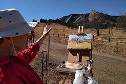 Flatirons Painter