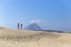 Dunes in Los Osos