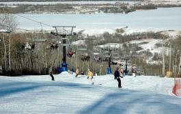 Skiing in Asessippi