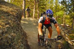 Mountain Biking Curt Gowdy