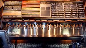 Pinthouse Tap Wall
