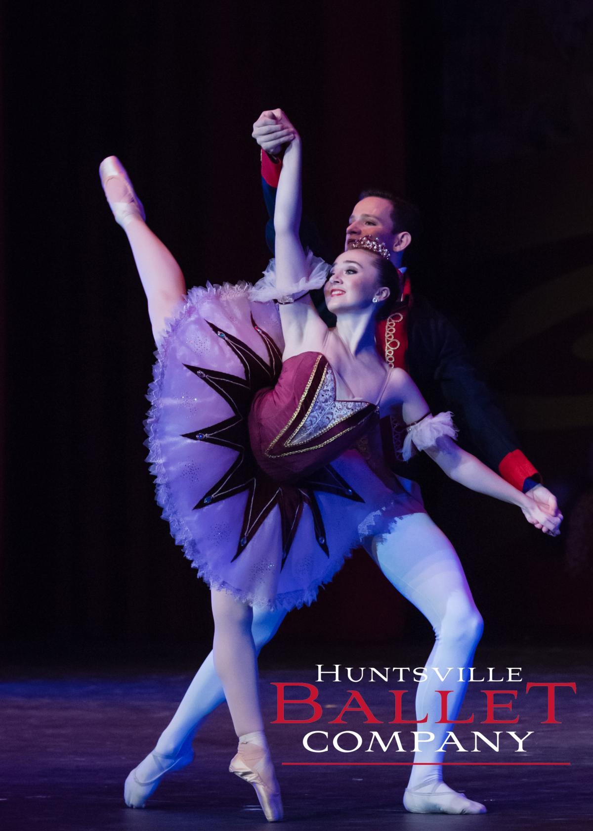 Huntsville Ballet Company Nutcracker