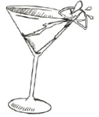 Martini Graphic