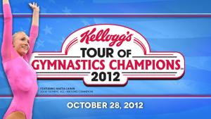 Tour of Gymnastics Champions 2012