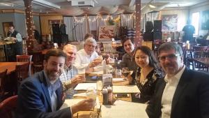 Sales team in Richmond