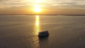 Photo of The Charlotte Lady (King Fisher Fleet Boat) on Charlotte Harbor for sunset cruise