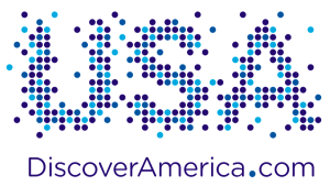 Brand USA Logo with website