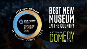 National Comedy Center - Best New Museum