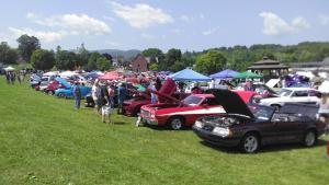 Ti Area Car Show