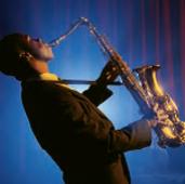 Jazz Musician - STOCK